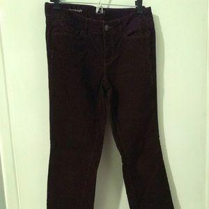 Loft outlet corduroy pants